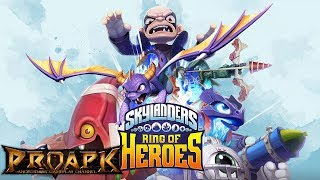 Skylanders Ring of Heroes Android Gameplay (CBT) (by Com2uS)