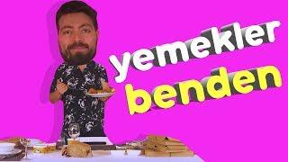 YEMEKLER BENDEN - 2. Sezon - Fırat'ın Yemekleri Beğenildi Mi?