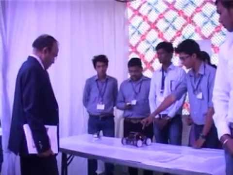 MSBTE Project Competition - 2013, Polytechnic Nagpur.