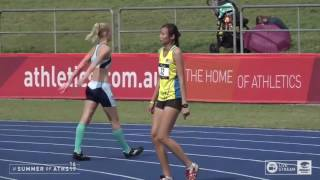 Womens Open High Jump - 2017 Australian Athletics Championships