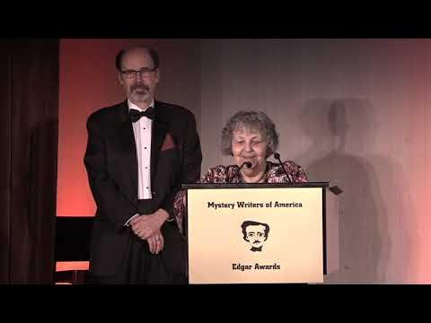 2018 Edgar Awards - Robert L. Fish Award