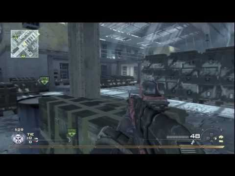 MW2: SND Round Compilation Episode 1: 5Kill Rounds