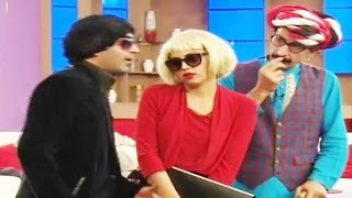 Sawa Teen 23 April 2016 | Iftikhar Thakur | Comedy Show