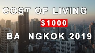 Cost of living in Bangkok (Thailand)