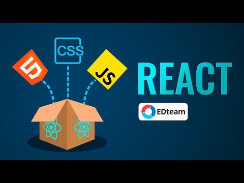 ¿Cómo funciona React.js? thumbnail