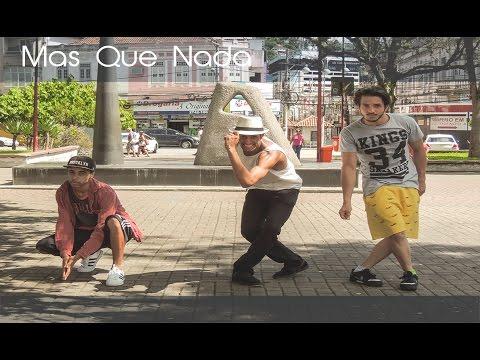 Sergio Mendes ft Black Eyed Peas - Mas Que Nada  Coreografia Gibson Moraes e Danilo Gomes