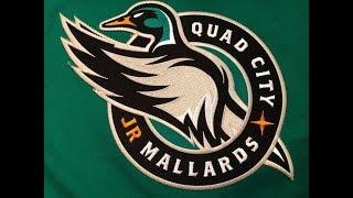 QC JR Mallards VS Saginaw Gears - Nov 24, 2017 - Full Game