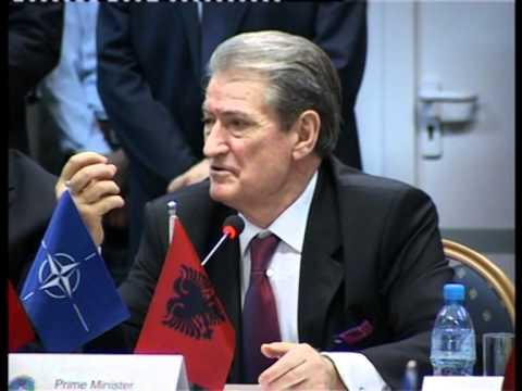 Conferenza della Nato a Tirana - 9 maggio 2012