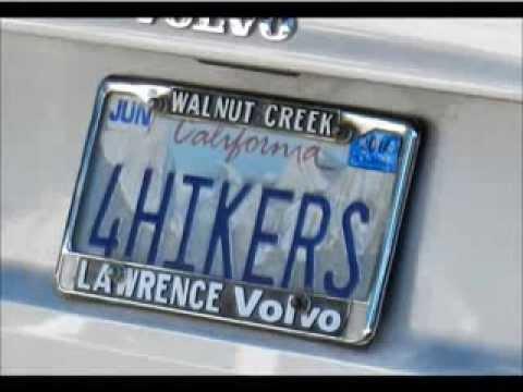 Creative unusual license plates. Part 2. Прикольные номерные знаки. Часть 2. California collection.