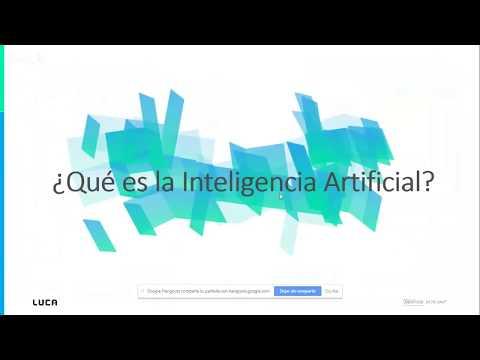 LUCA Video Post #1 ¿Qué es la Inteligencia Artificial