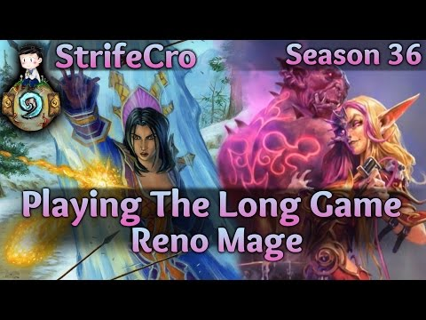 Hearthstone Reno Mage: Playing the Long Game