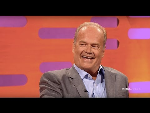 Kelsey Grammer Explains Sideshow Bob's Voice - The Graham Norton Show
