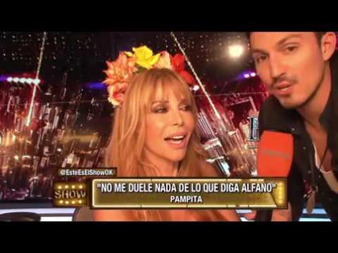 Graciela Alfano: La China Suárez es una estrella y Pampita no
