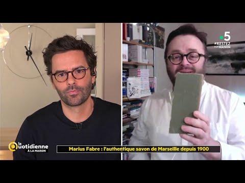 Marius Fabre : L'authentique Savon De Marseille Depuis 1900 - La Quotidienne