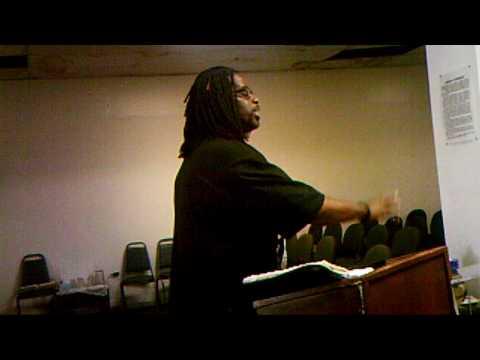 Deacon James Billingslea Of The C.O.O.L. Jesus Church #1