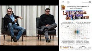 Preguntas de la prueba de la Hipótesis de Riemann de Atiyah (Ernesto Lupercio y Hugo Gacía Compeán)
