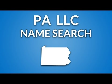 pennsylvania-llc---name-search