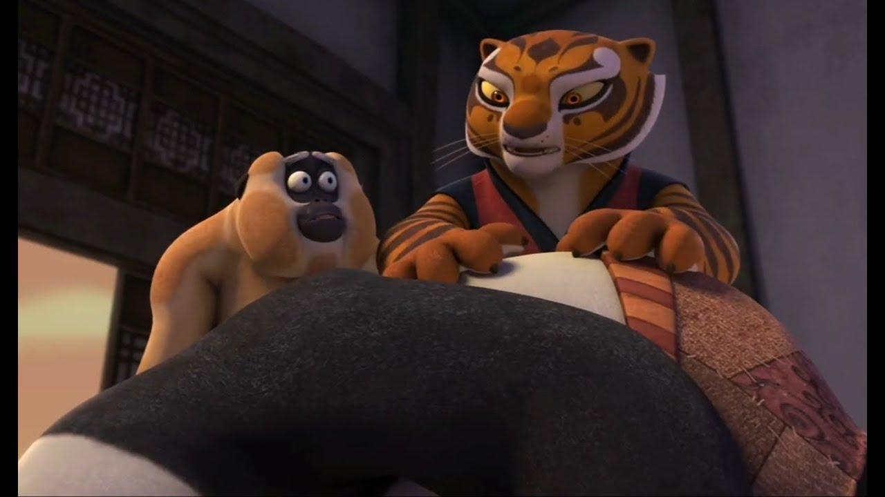 Download Po y Tigresa Mejores Momentos de Kung Fu Panda La Leyenda de Po Capitulo:Po y los fantasmas