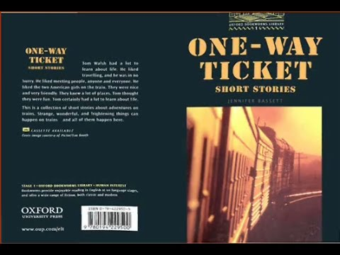 Oxford bookworms library-stage1-One way ticket.the girl with green eyes