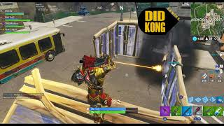 Hola! Soy Didkong, jugador de Fortnite en plataforma de PC con mando de PS4! En el video de hoy les mostraré algunas de mis mejores jugadas! Gracias por ...