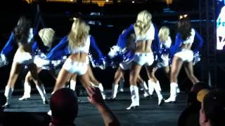 Dallas Cowboys Cheerleaders at ASAE12