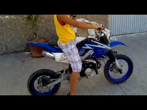 mini cross 125cc