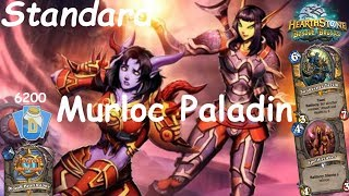 Hearthstone: Murloc Paladin Post-Nerf #4: Witchwood (Bosque das Bruxas) - Standard Constructed