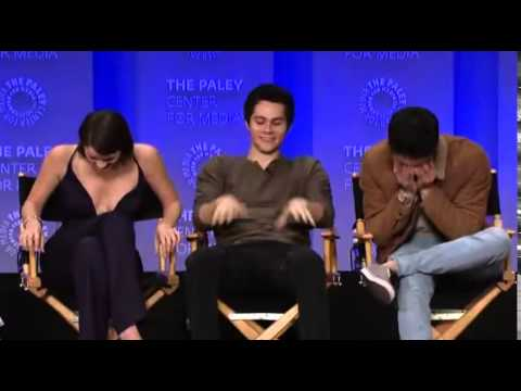Teen Wolf cast - one thing they would change about their character (Paleyfest)
