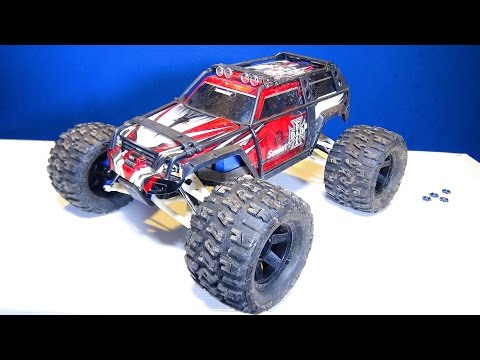 RC ADVENTURES - Traxxas Summit Repair - Dual Motor Pinion Mesh