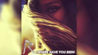 Rihanna - Where Have You Been (Studio Acapella)