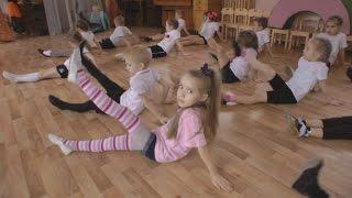 Один день в детском саду. (Vladimir Lobanov, Severodvinsk) HD(