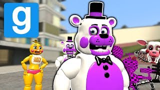 BRAND NEW FUNTIME TOY FREDDY FNAF 2 PILL PACK - (Gmod FNAF Sandbox Funny Moments)(Garry's Mod)