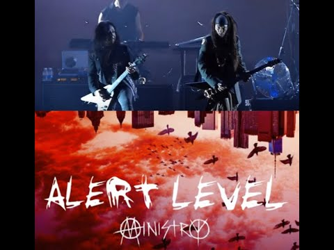 """Ministry release new song """"Alert Level""""   ...!"""