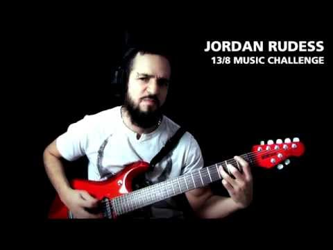 Jordan Rudess 13/8 Music Challenge - PLAYING and TALKING at the same time - by Thiago Campos