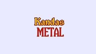 new kandas versi metal lirik