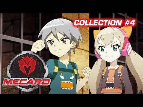Mecard Full Episodes 25-32 | Mecard | Mattel Action!