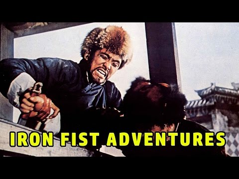 Wu Tang Collection - Iron Fist Adventures