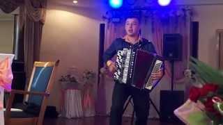 Живая музыка на свадьбу Киев. FamilySound Аккордеон