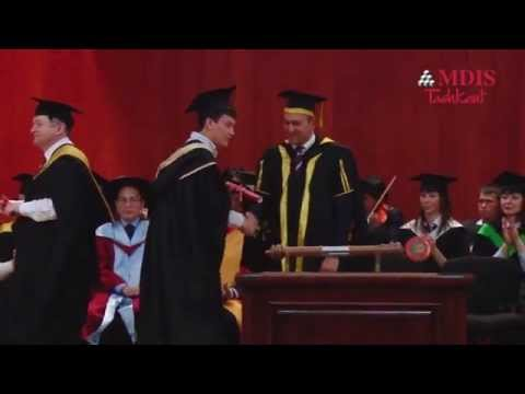 MDIS Tashkent - Graduation 2014