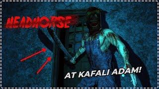 AT KAFALI ADAM PEŞİMİZDE!  | Head Horse (Mobil Korku Oyunu)