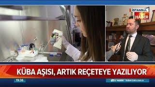 Küba aşısı artık reçeteye yazılıyor! - Atv Haber 4 Şubat 2019 Video