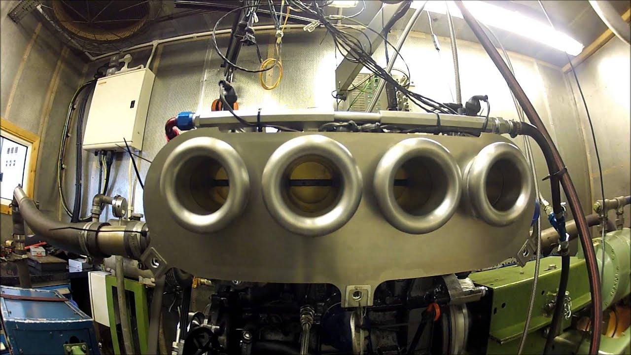 Pure Motorsport Renault Clio F4R Race Engine 257bhp, 188lbft Dyno