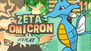 Pokemon Zeta & Omicron Part 11 IT FINALLY EVOLVED! Pokemon Fan Game Gameplay Walkthrough
