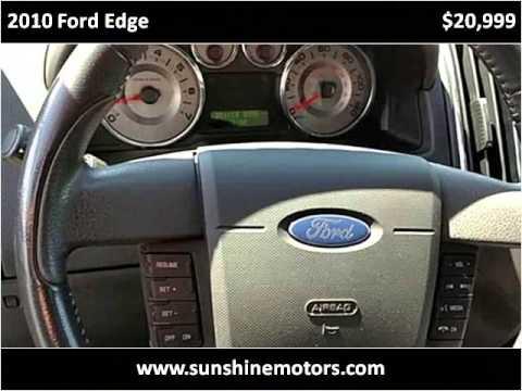 2010 Ford Edge Used Cars Missoula Mt Youtube