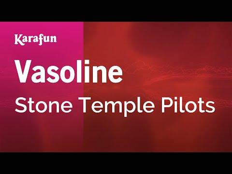 Karaoke Vasoline - Stone Temple Pilots *