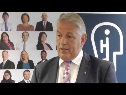 Ron Bosma, Managing Director, EMEA Randstad Sourceright