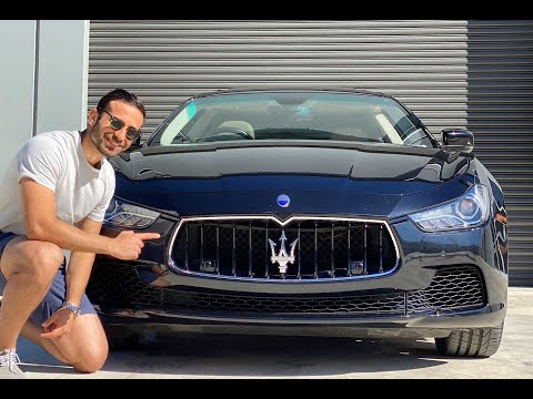 Maserati Ghibli (2016) Is It The Best Pre-Owned Performance Car? Australia!