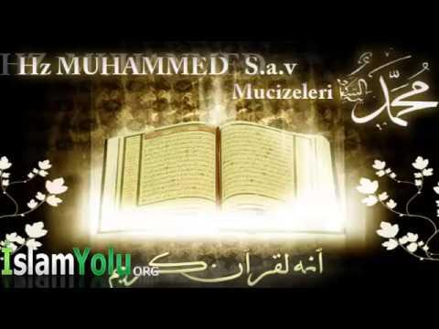 Hz. Muhammed ( s.a.v ) ve Mucizeleri islamyolu.org