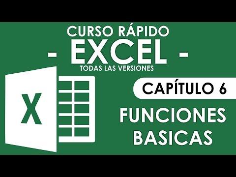 curso-excel---capitulo-6,-funciones-básicas-(audio-mejorado)