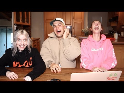 HATE COMMENTS MADE US CRY..LAUGHING (pt2)
